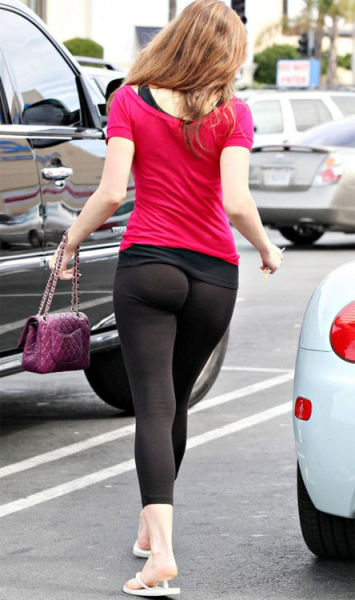 What's Not to Love about Yoga Pants? Part 2