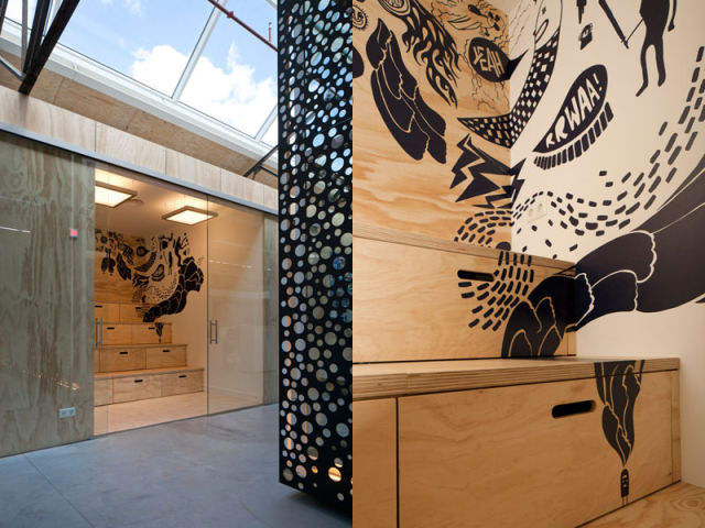 Cool Conversion: Redbull Turns Shipping Hard into State-of-the-art Offices
