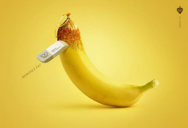 A Collection of the Most Creative Print Ads Seen Past Months
