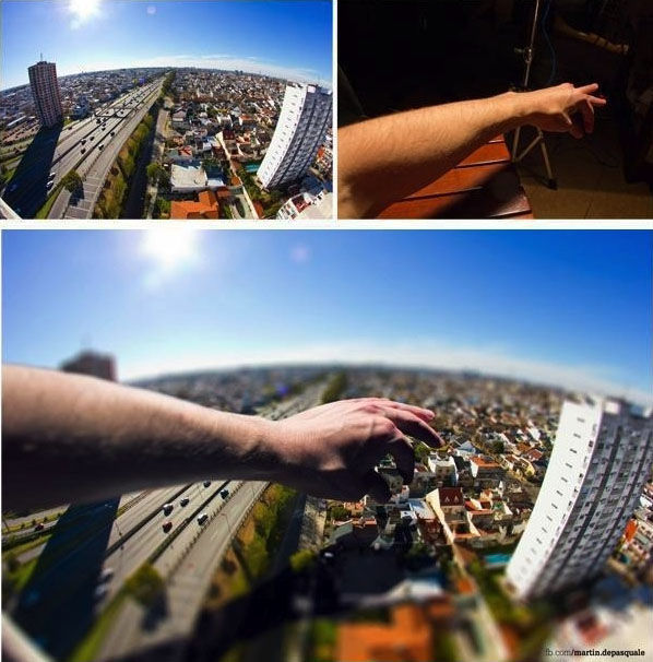 "A Photoshop Guru Creates Awesome, ""Impossible"" Pictures"