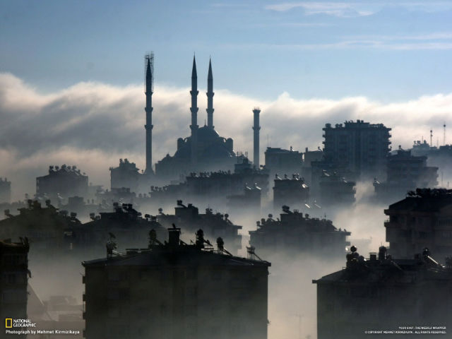 An Assortment of Spectacular, National Geographic Photographs