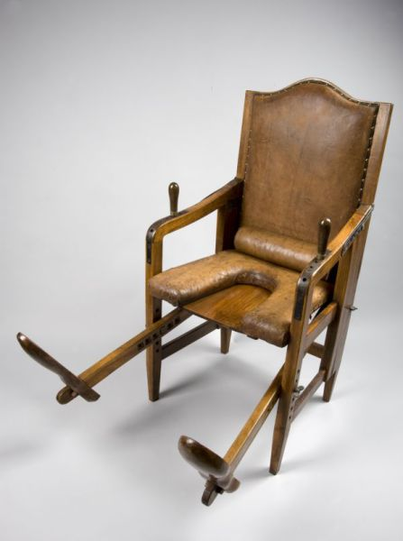 Ancient Birthing Chairs Helped Women During Childbirth 11