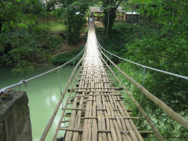 Dangerous Crossing Ahead