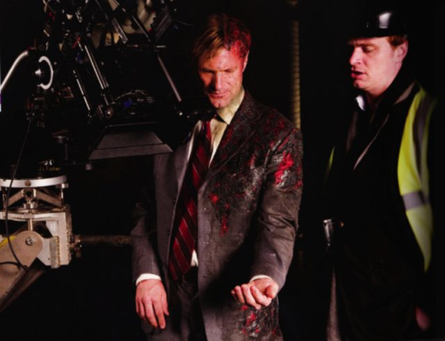 Images from the Making of The Dark Knight Trilogy