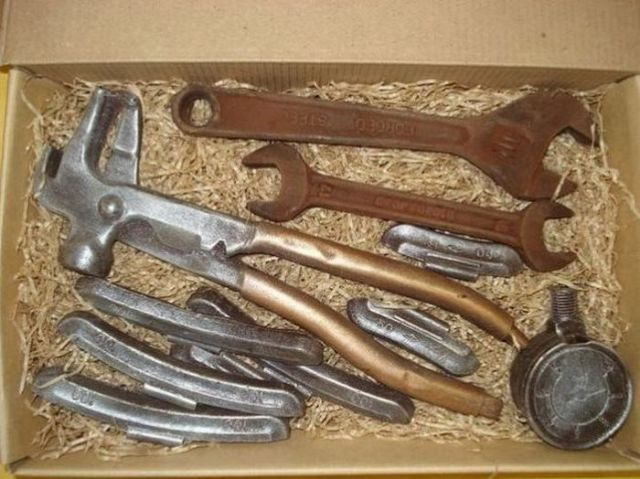 Can You Guess What Makes These Old Tools So Famous?
