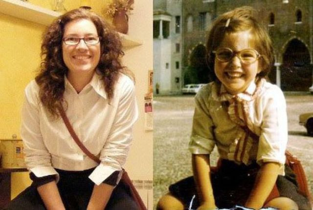 "Cool ""Young Me, Now Me"" Photos. Part 3"