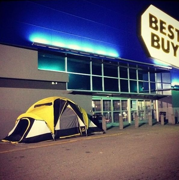 You Can Never Be Too Early for the Black Friday Sales