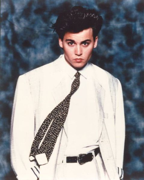 A Trip Back in Time: A Young Johnny Depp