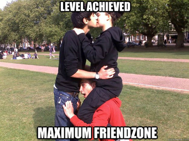 Enter the Friendzone. Part 2