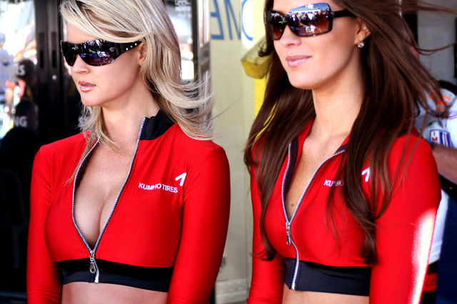 Grid Girls: The No. 1 Highlight of Formula One Racing By Far