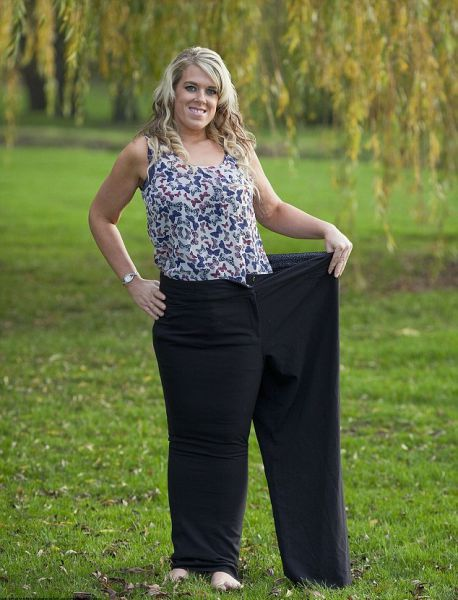 The Secret Shame Behind This Woman's Amazing Transformation