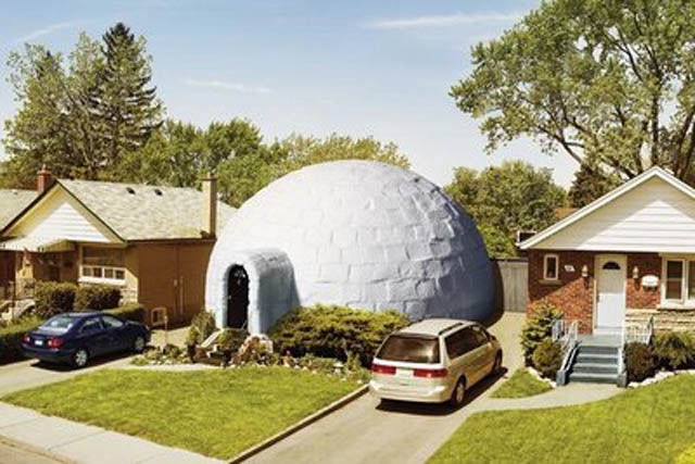These quirky house designs resemble something out of a for Quirky home ideas