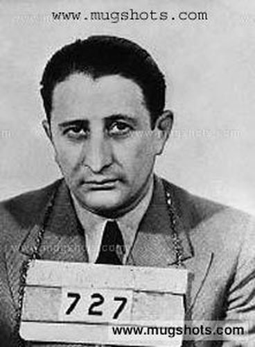 "A Collection of Mugshots of ""Real-life"" Gangsters from the Past"