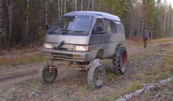 Meanwhile in Russia. Part 4