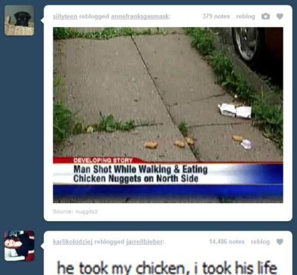 We Couldn't Have Planned It Better: Hilarious Tumblr Coincidences