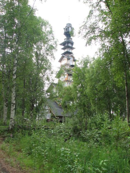 One-of-a-kind Dr. Seuss House