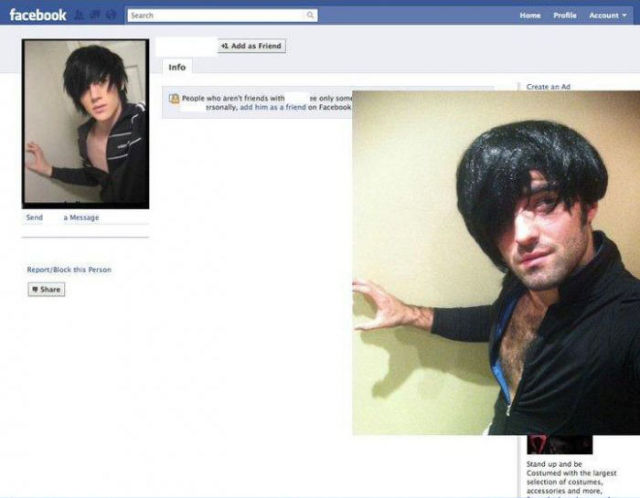 Clever Facebook Prankster Impersonates His Namesakes to Hilarious Effect