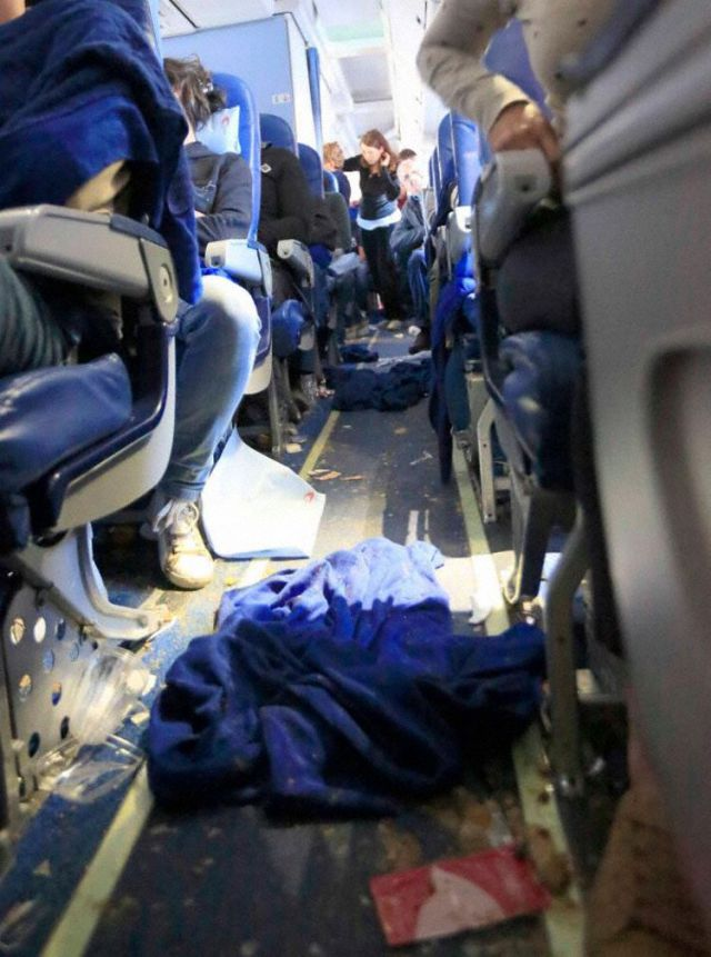 The Effects of Aeroplane Turbulence on Your Flight