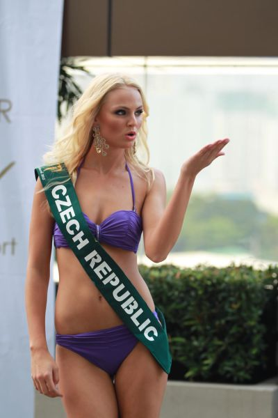 The Miss Earth 2012 Winner Is Absolutely Gorgeous