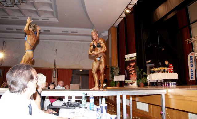 "Can You Guess Who Is the Medallist of ""Miss Physique 2012?"