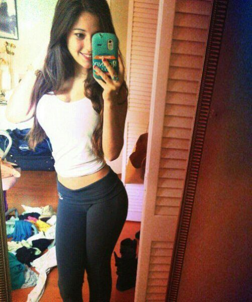 What's Not to Love about Yoga Pants? Part 3
