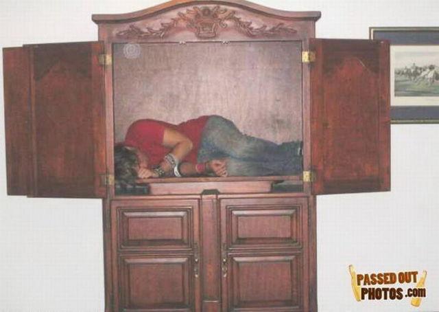 Drunken Prank Victims
