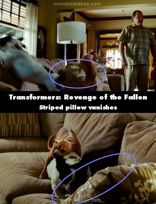 Random Movie Bloopers That Ended Up In the Final Cut