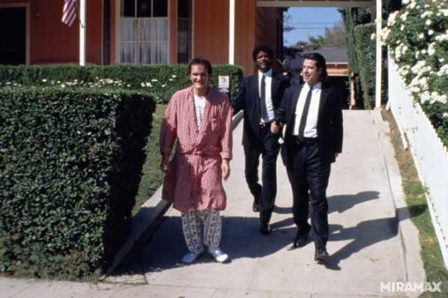 "The Making of ""Pulp Fiction"""