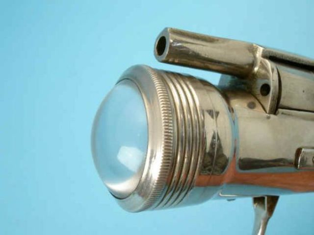A Deadly Flashlight