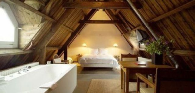 Attic Rooms That Have Been Transformed into Amazing Spaces