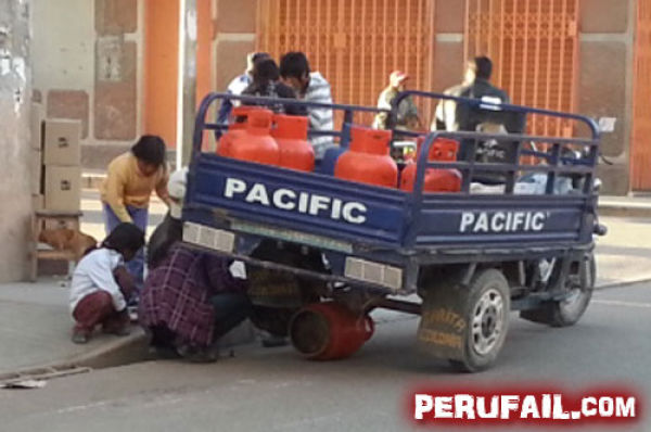 Meanwhile in Peru. Part 2