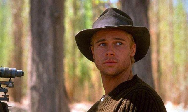 A Life on Screen: Brad Pitt's Film Timeline