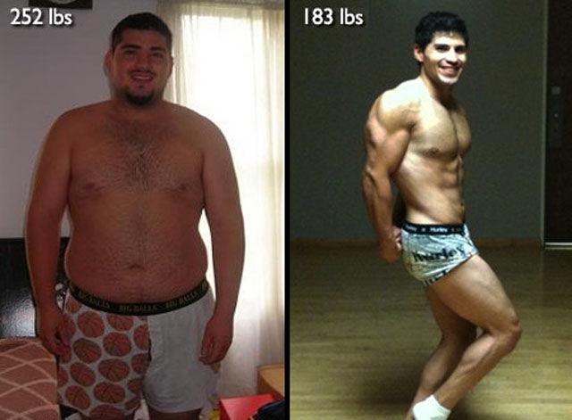 "From ""Fatboy"" to ""Fitboy"""