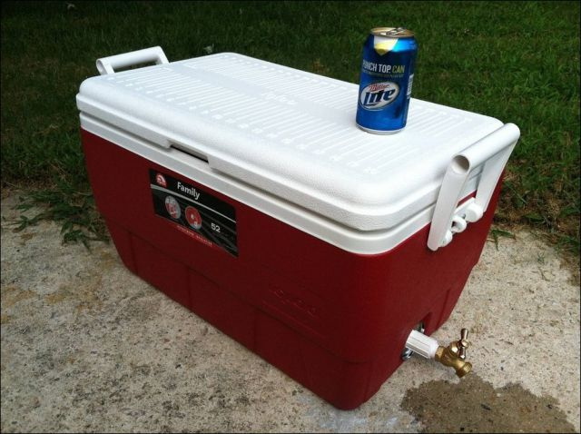 Turn Your Cooler Box into Funky Pirate Chest Fridge