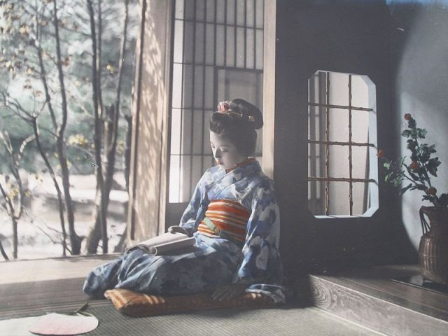 A Historical Japan: Looking Back 100 years