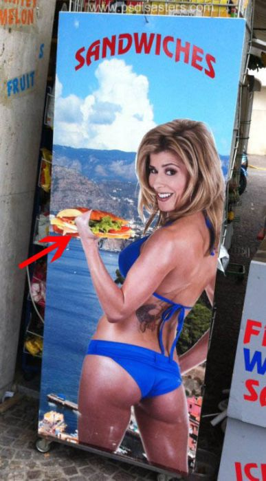 Amusing Photoshop Fails