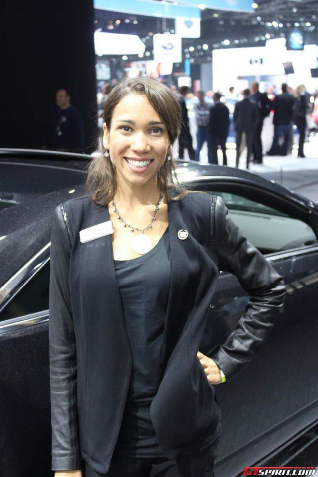 The Lovely Ladies of the LA Auto Show