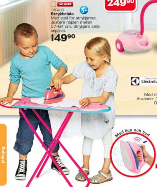Toy Company Challenges Convention with Unusual Christmas Catalog