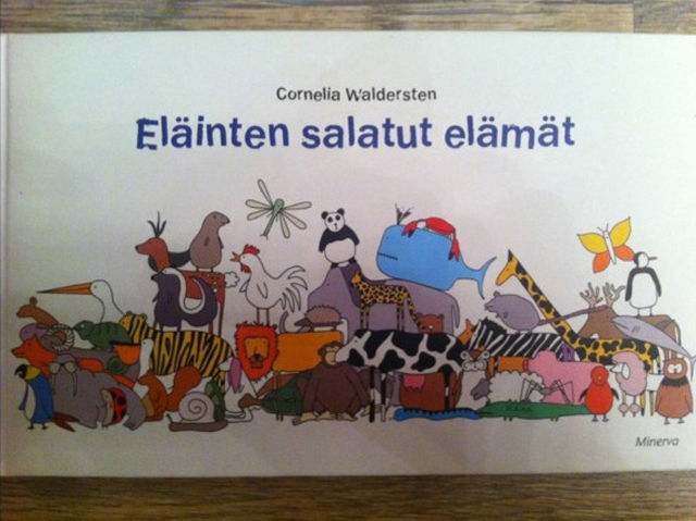 Finnish Children's Book Disrupts the Norm