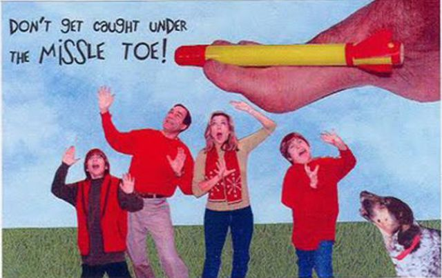 12 quirky and creative family christmas card ideas