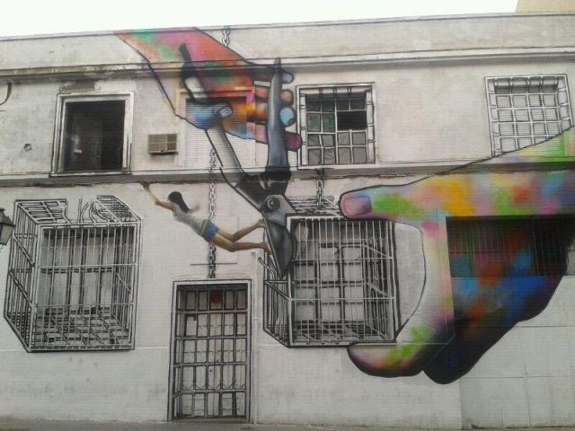 The Best Examples of Street Art