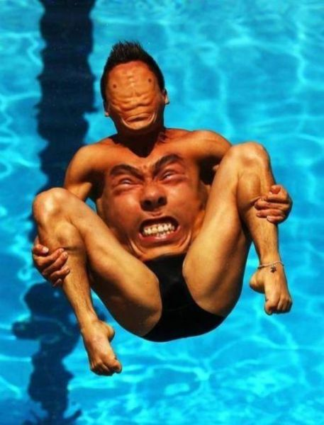 Funniest Face Swaps of the Year