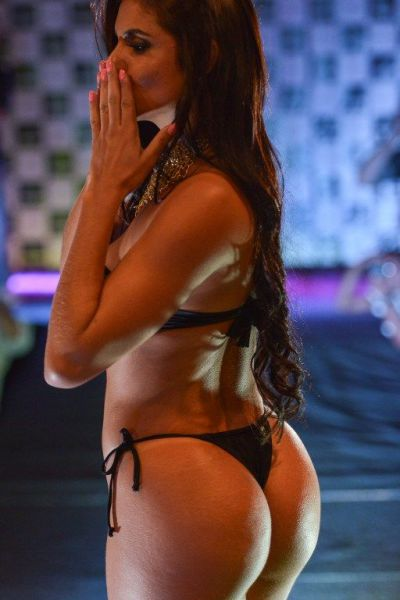 "The Winner of ""Miss BumBum Brazil"" 2012 Is…"