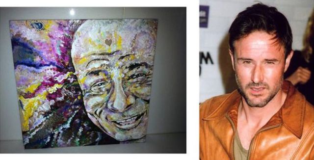 Celebrities Who Have the Artistic Touch
