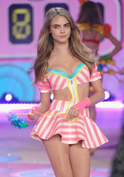 Highlights from the Victoria's Secret Fashion Show, 2012