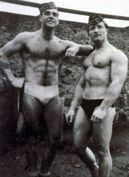 Proof That Sean Connery Was Once a Bodybuilder
