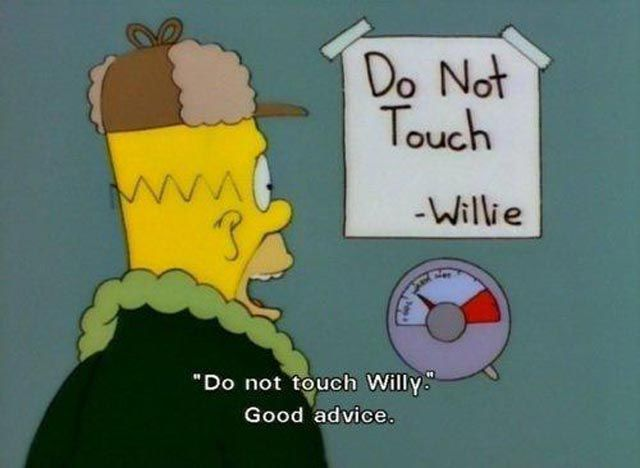 "Things That ""The Simpson's"" Has Taught Us…"