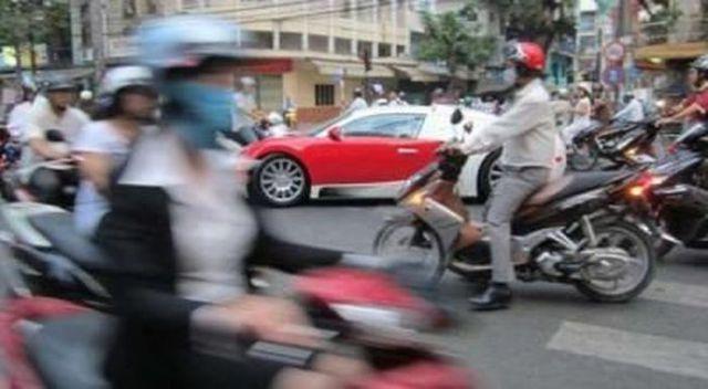 The Luxury Cars of Vietnam's Wealthy