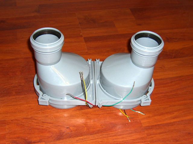 Original, Home-produced Boot Dryer