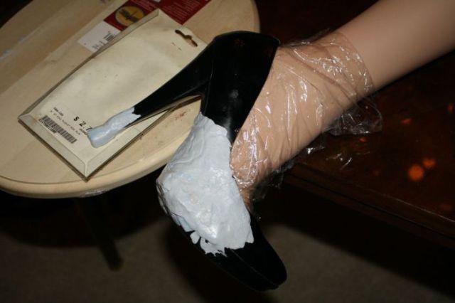 """How to Make the Original, """"A Christmas Story"""" Leg Lamp"""